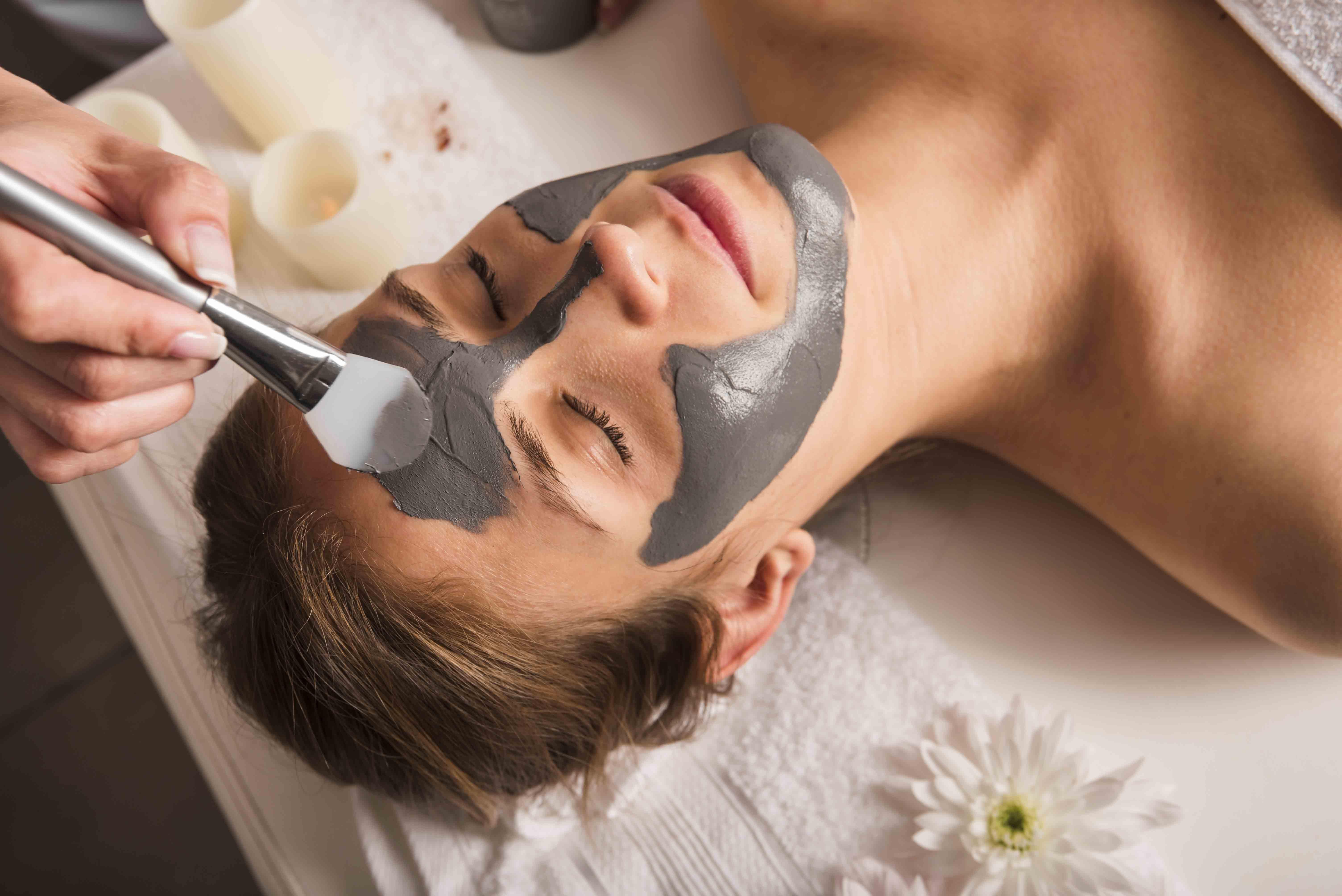nettoyage profond de la peau
